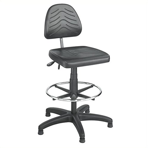 SAF5113 - Safco Taskmaster Deluxe Workbench Chair