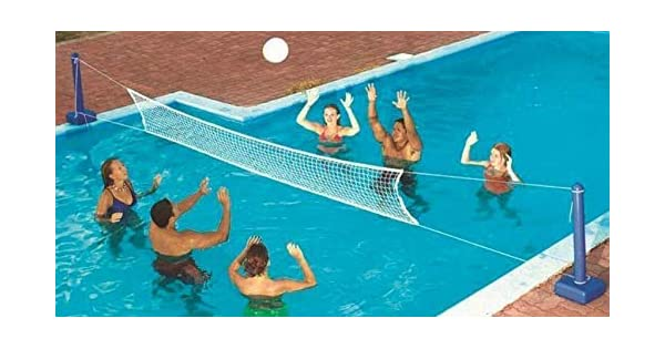 Amazon.com: Swimline 9186 Cruz terrestre piscina divertido ...
