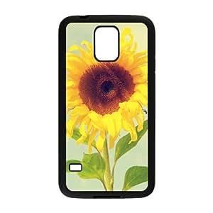 sunflower Phone Case for Samsung Galaxy S5 Case