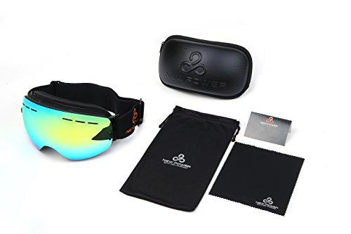 Ski goggles (VLT 10% Gold) - Ski Goggle Shades