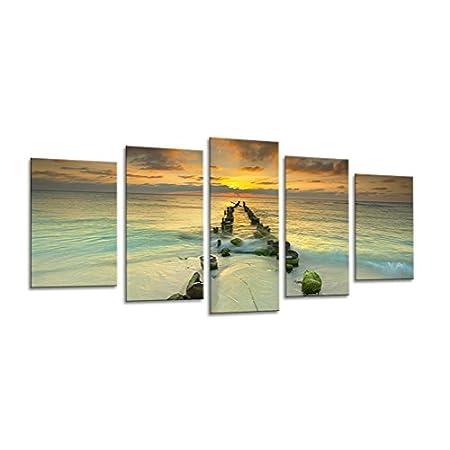 41esb3Klq8L._SS450_ Beach Wall Art and Coastal Wall Art