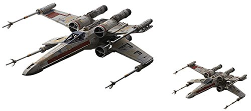 Download Bandai Hobby Star Wars 1/72 X-Wing Red Squadron (Special Set)