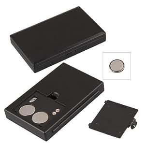 Mini Bascula Balanza Digital 0.01g*200g LCD Precisión Joyería