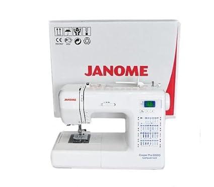 Janome 5027849101625 - Maquina de Coser 8077