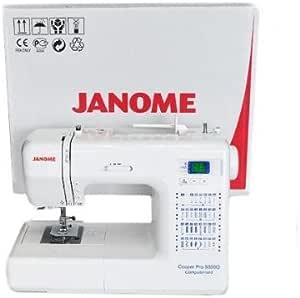 Janome 5027849101625 - Maquina de Coser 8077: Amazon.es: Hogar