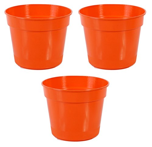 Premium High Density Plastic Planter of 7.5