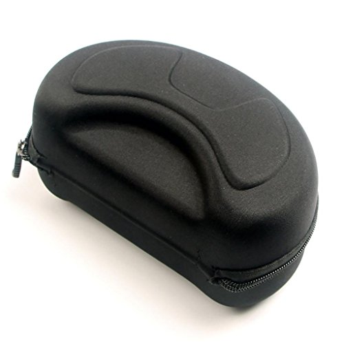 Snowboard SnowSANNYSIS Waterproof Ski Goggles Glasses Protection Carrying Hard Case Box (Small)