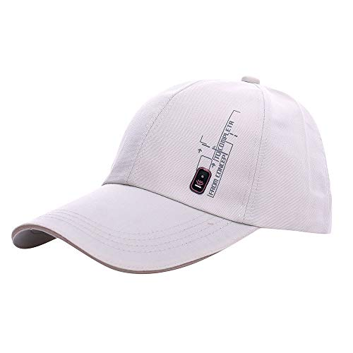 YQZB Baseball Cap for Women Pigment Dyed Low Profile Six Panel Hat Vintage Washed Visor Beige