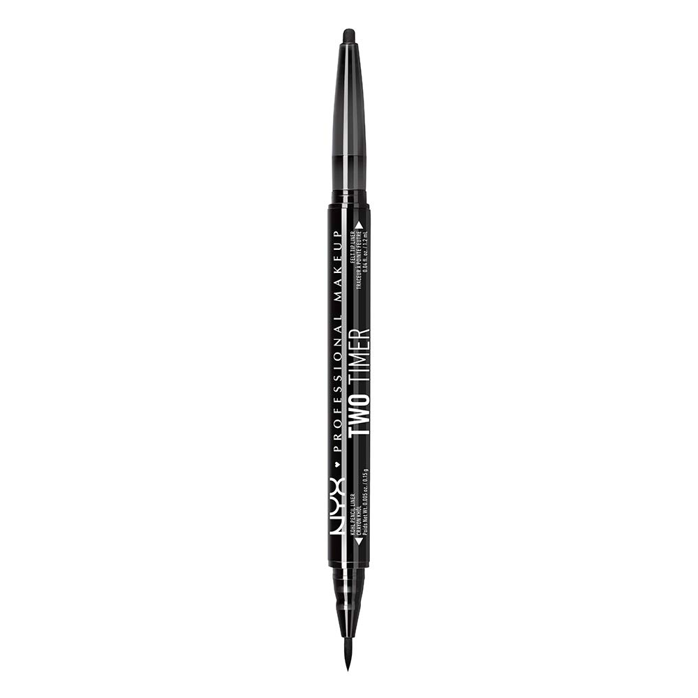 NYX Professional Makeup Two Timer Dual Ended Eyeliner-0