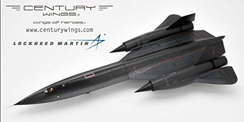 1/72 LOCKHEED MARTIN SR-71 BLACK BIRD U.S.A.F 9th SRW 61-7962 1990 「Wings of heros」 001610