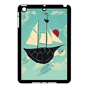 tortoise Design Cheap Custom Hard Case Cover for iPad Mini, tortoise iPad Mini Case