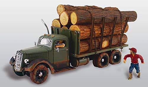 HO Tim Burr Logging