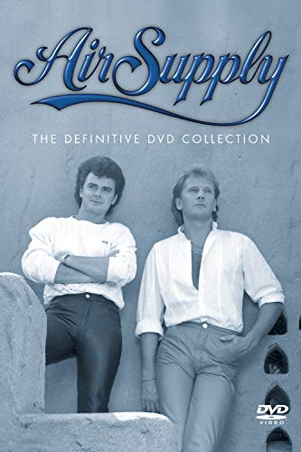 Air Supply - The Definitive DVD Collection ()