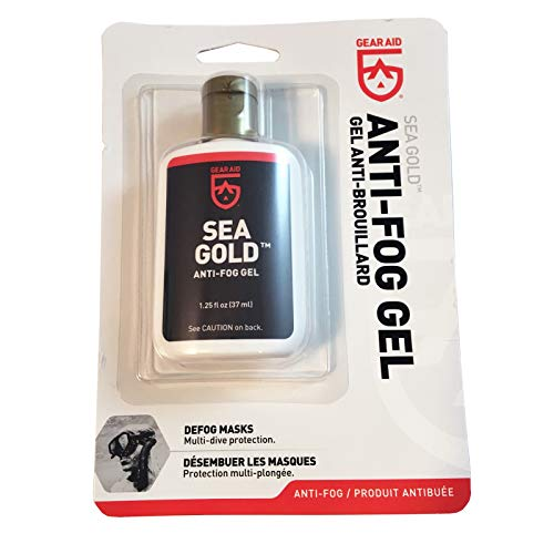 Sea Gold Antifog Gel Dive Mask Care