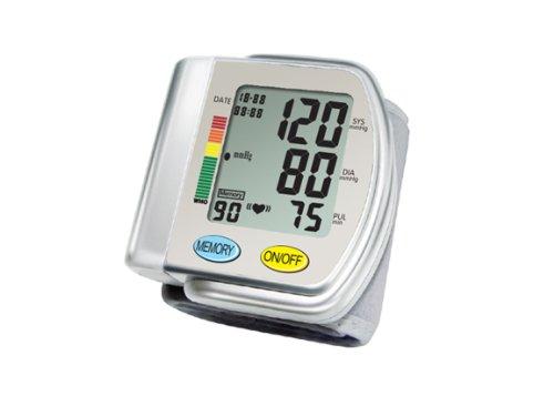 Wrist Type Digital Blood Pressure Monitor - 6