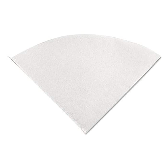 DISCO PRODUCTS Disco Filter Sheet 10 in Cone, 50 CT