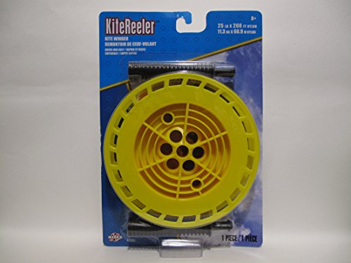 Kite Reel Winder with 200 ft Thread Strong With Quick Clip