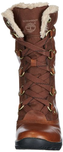 Timberland Mount Hope Mid, Women's Combat Boots, Brown (Dark Brown), Size  6.5 UK (39 1/2 EU): Amazon.co.uk: Shoes & Bags