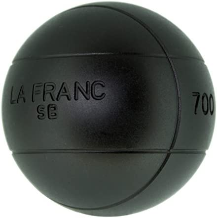 75 La Franc Boulekugeln SB Soft Black 700 1