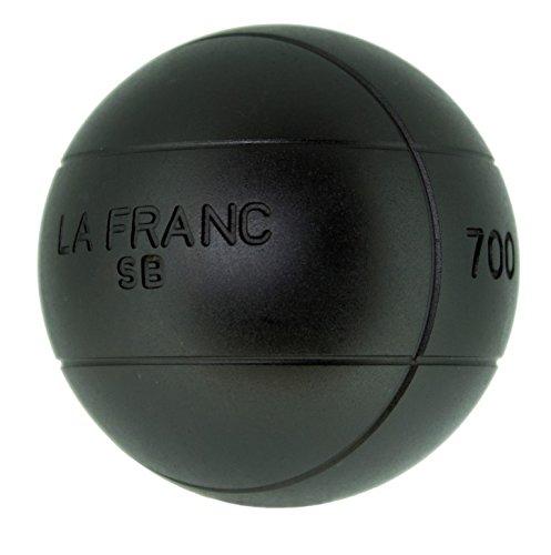 Boulekugeln La Franc SB (Soft Black) 73, 710, 1