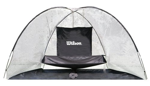 Wilson Multi Sport Cage Net with Ball Return - Multi Sport Cage Net
