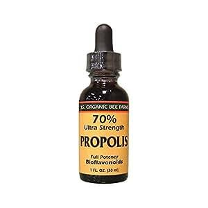 Propolis Tincture - 70% Ultra Super Strength YS Eco Bee Farms 1 oz Liquid