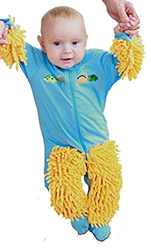 Price comparison product image Baby Mop - The Original As Seen on TV! (6-9 months, Boys)