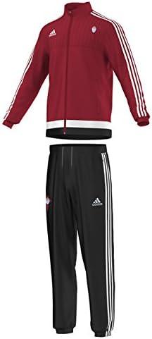 adidas Celta Pre Suit Chándal, Hombre, Multicolor (Rojo/Negro ...