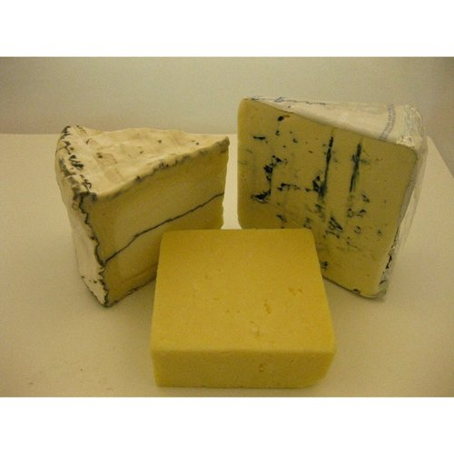 American Cheese Small Assortment - 3 Cheeses (8 oz Each)