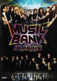 Music Bank in Paris Korean Pop Music (2DVD, All Region Version)