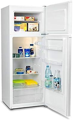 Medion MD 37093 nevera y congelador, 207 L, automática abtaufun ...