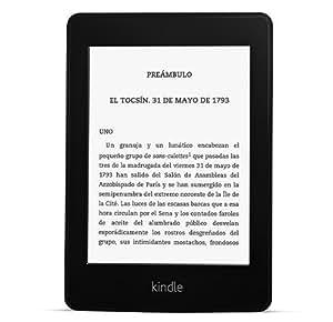 """Kindle Paperwhite (5ª generación), pantalla de 6"""" (15,2 cm) de alta resolución (212 ppp) con luz integrada, wifi + 3G gratis"""