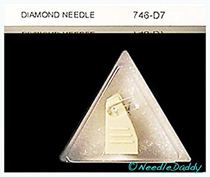PHONOGRAPH TURNTABLE STYLUS LP NEEDLE FOR Sanyo ST-37D MG-37D 746 ...