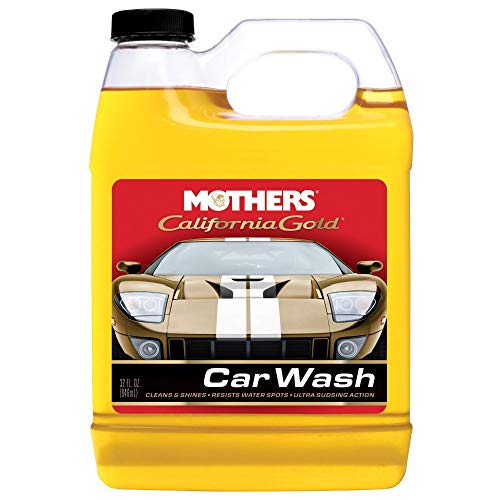 Mothers 05632 California Gold Car Wash - 32 oz. (Soap Wash Car)