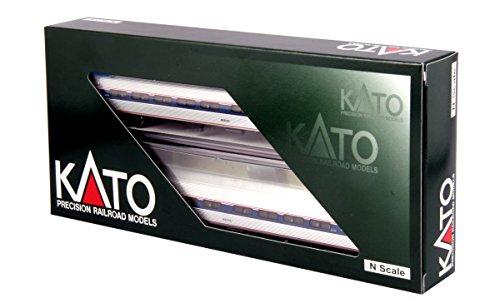 Passenger Set Amfleet - Kato USA Model Train Products N Scale Amfleet I Phase VI 2-Car A Set