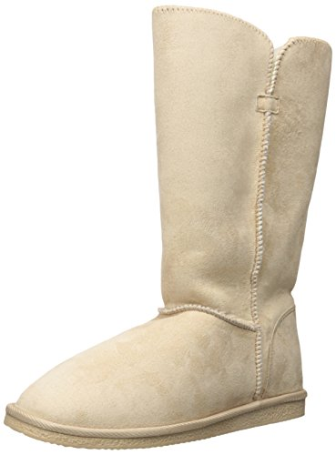 sand colored boots - 7