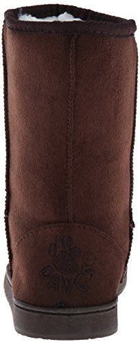 Boot DAWGS 9 Inch Chocolate Microfibre Women's rIIYxgS