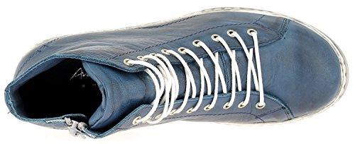 Andrea Conti 0341500 Scarpe Da Donna Sneakers Basse Con Tacco Alto Da Donna