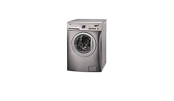 Zanussi ZWH 7125 X Freestanding 7kg 1200RPM A Stainless steel ...