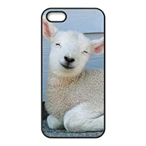 VNCASE Sheep Phone Case For iPhone 5,5S [Pattern-1]
