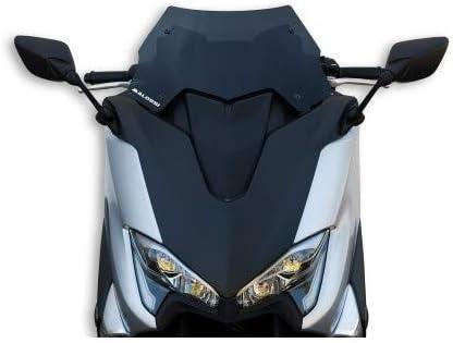 Malossi MHR Screen Parabrisas de cristal tintado para moto