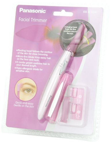 facial hair trimmer for women