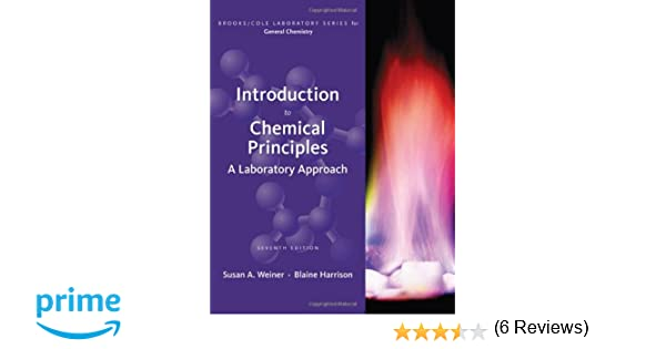 Introduction to Chemical Principles: A Laboratory Approach (Brooks ...