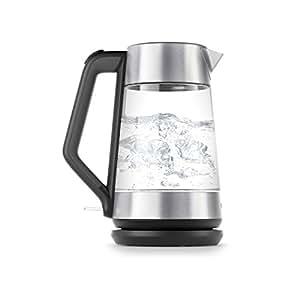 Amazon.com: OXO Hervidor eléctrico de vidrio ...