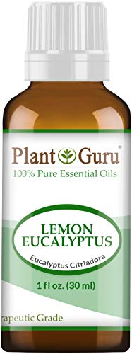 Lemon Eucalyptus Essential Oil 1 oz / 30 ml 100% Pure Undiluted Therapeutic Grade.