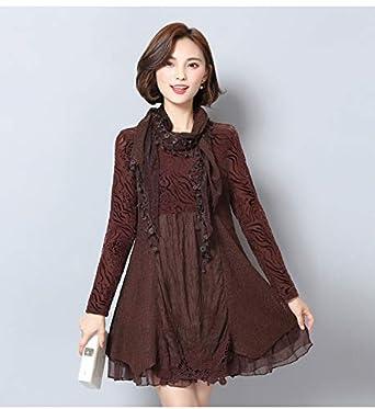 Amazon.com: Best Quality - Dresses - Autumn Winter Fashion ...