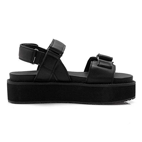 Zapatos grises con velcro Romika para mujer T0715hOZwZ