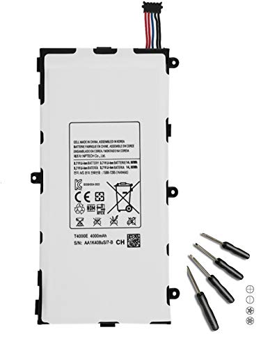ement Battery 3.7v 4000mAh for Samsung Galaxy Tab 3 7.0