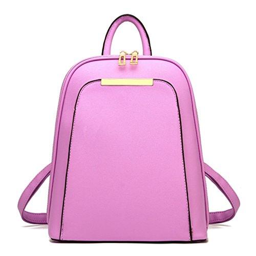 bolso de hombro del ms/mochila ocasional coreana Sra./Colegio de bolsas de viaje de la manera del viento-E B