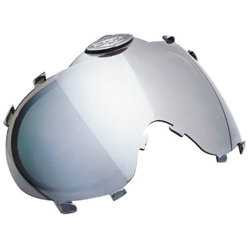 Dye Invision I3 Thermal Paintball Replacement Goggle Lens - Dyetanium Mirror